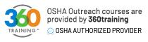 OSHA courses and training