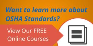 OSHA Standards and Regulations