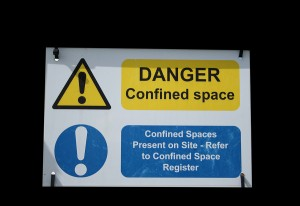 Free OSHA Training - Confined Space Construction