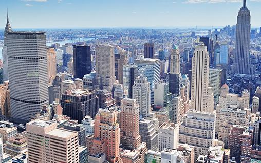 NYC SST, New York City Skyline