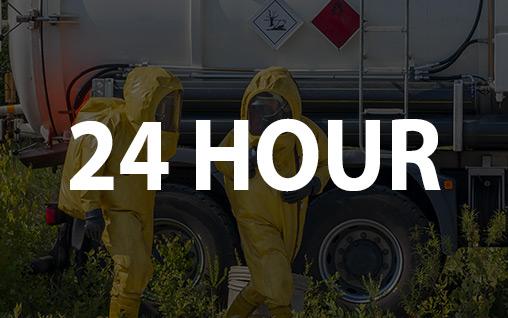 OSHA HAZWOPER 24 Hour